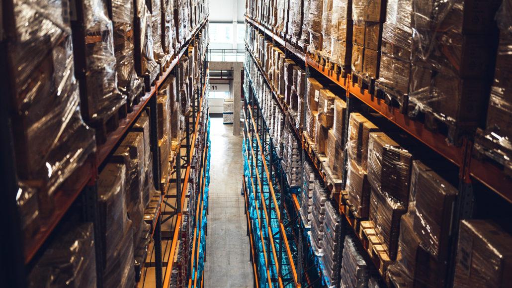 Stenkamp Logistik Borken Duisburg Lebensmittel Lagerung Lagerhalle Lebensmittellogistik Transport