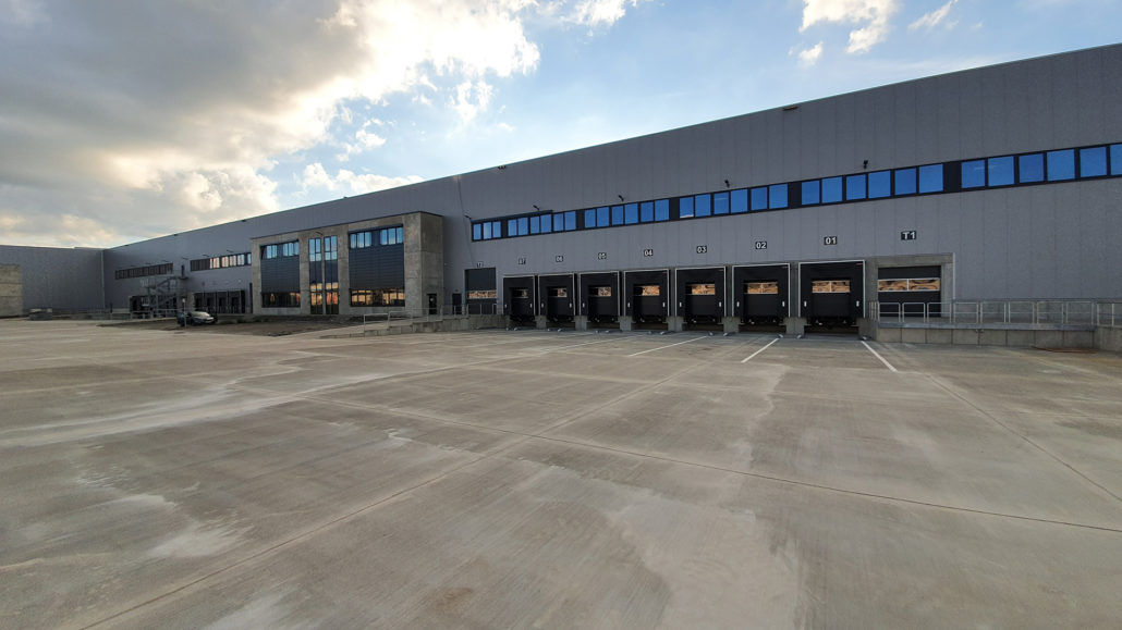 Stenkamp Logistik Dienstleister Borken Duisburg Lebensmittel Lagerung Transport