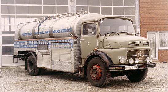 1978-1980 Stenkamp Logistik Borken Duisburg Lebensmittel Lagerung Transport