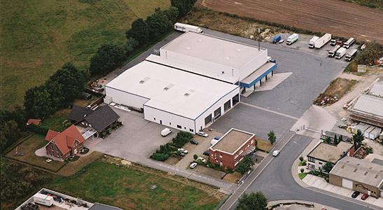 1996-2002 Stenkamp Logistik Borken Duisburg Lebensmittel Lager Transport