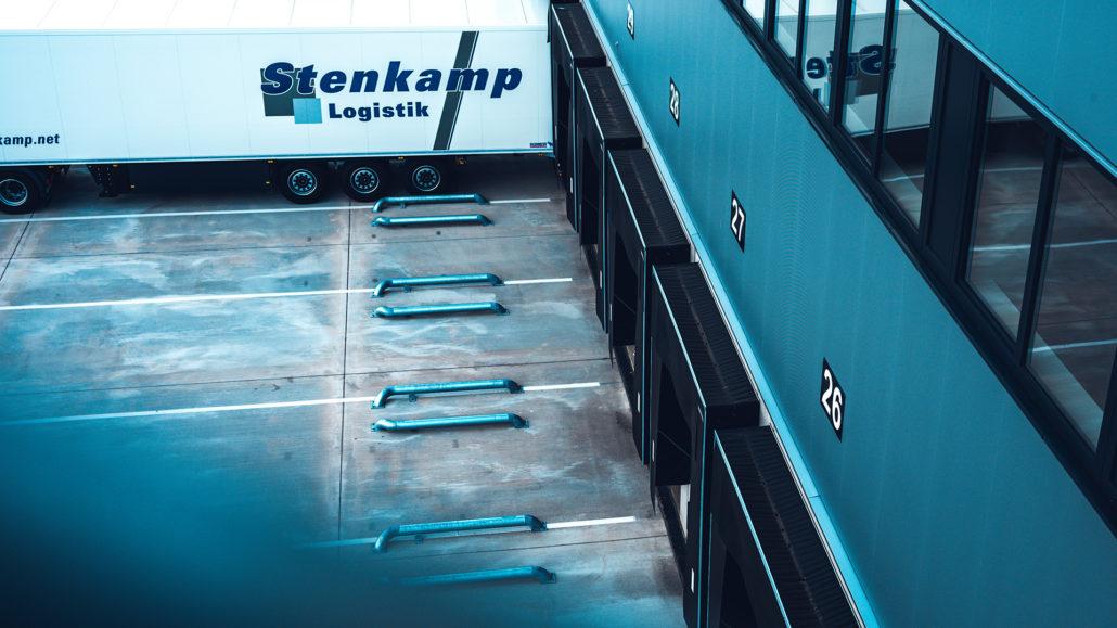 Stenkamp Logistik Borken Duisburg Lebensmittel Lager Transport