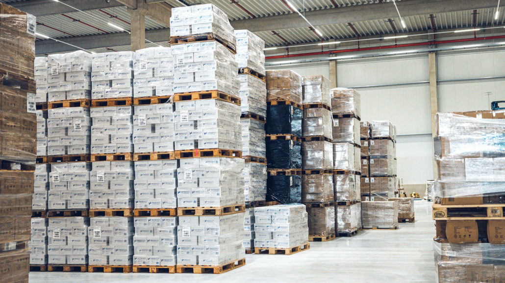 Lagerung Lebensmittel Stenkamp Logistik Borken Duisburg Lebensmittel Lager Transport