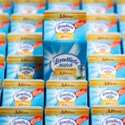 Stenkamp Milchbestellungen Milchtüte Schulmilch bestellen Logistik Borken Duisburg Lebensmittel Lager Transport