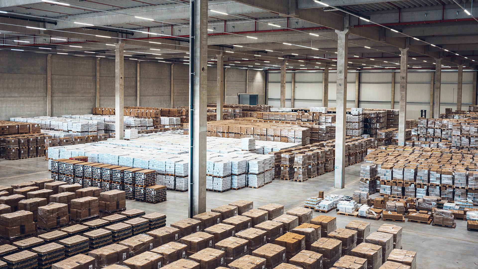 Lagerung Stenkamp Transporte GmbH Lagerung Logistik Borken Duisburg Lebensmittel Lager Transport