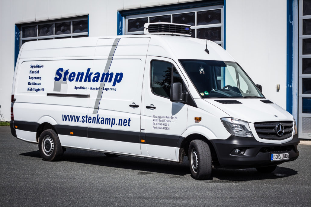 Stenkamp Transporte LKW Fahrt Münsterland (1 von 23)